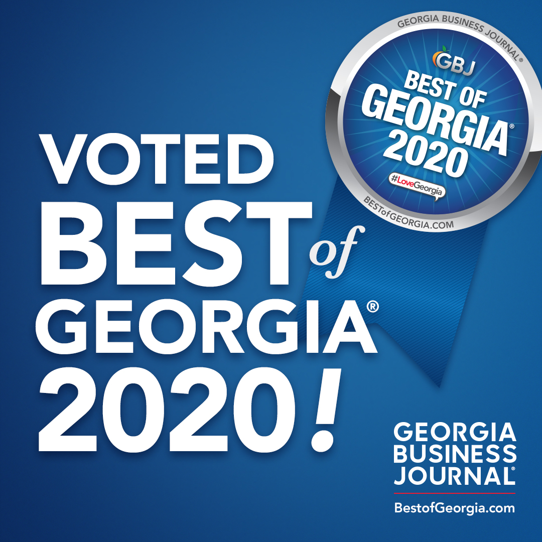 East Cobb Tutoring Center was voted Best of Georgia 2020 by our customers.